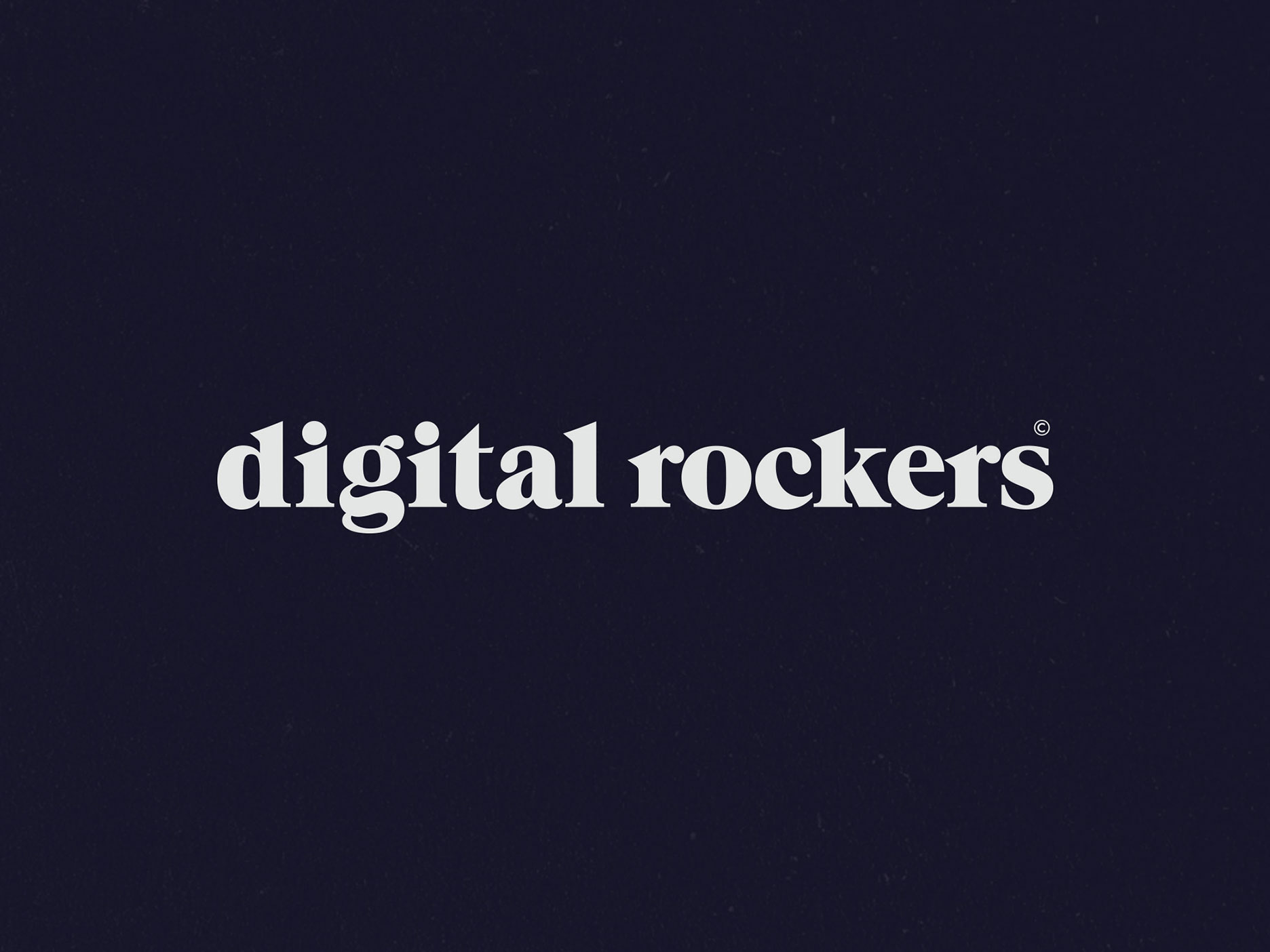 Digital Rockers - logo