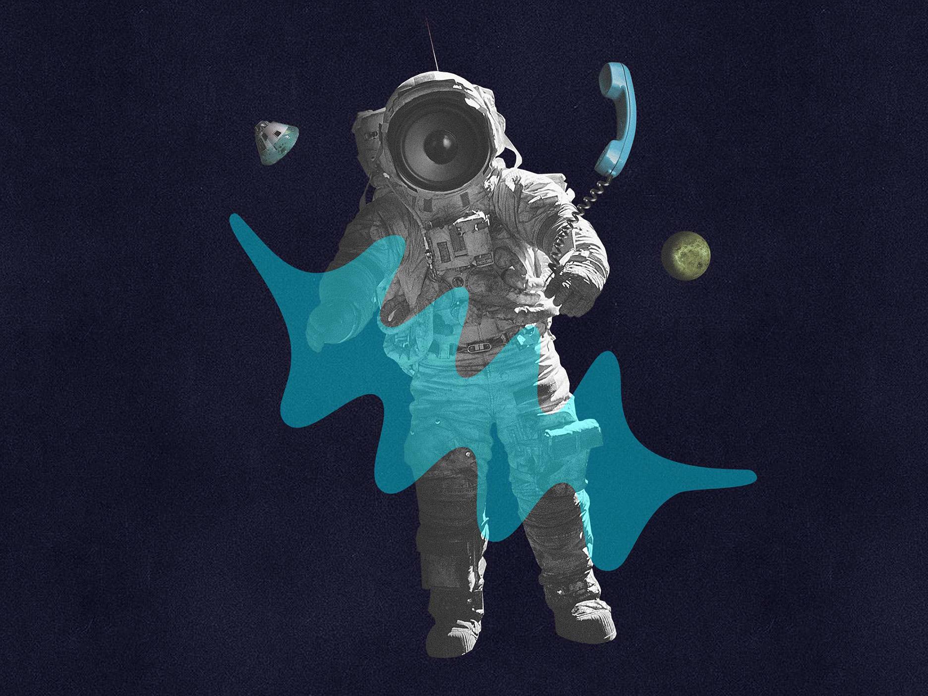 Digital Rockers - illustrazione
